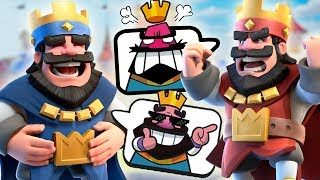 HE DID THE IMPOSSIBLE!   Clash Royale