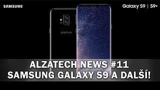 AlzaTech News#11: Samsung Galaxy S9, VR ovládané drony DJI, humanoidní robot od Toyoty a další!
