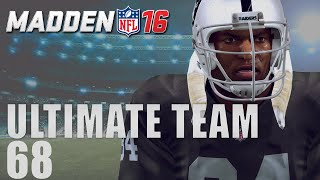 Madden 16 Ultimate Team - 4 Golden Tickets On One Team! Ep.68