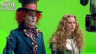Go Behind the Scenes of Alice in Wonderland (2010)