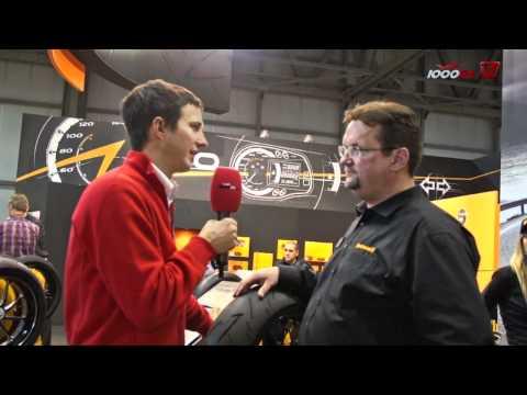 Conti Sport Attack2 - Motorradreifen