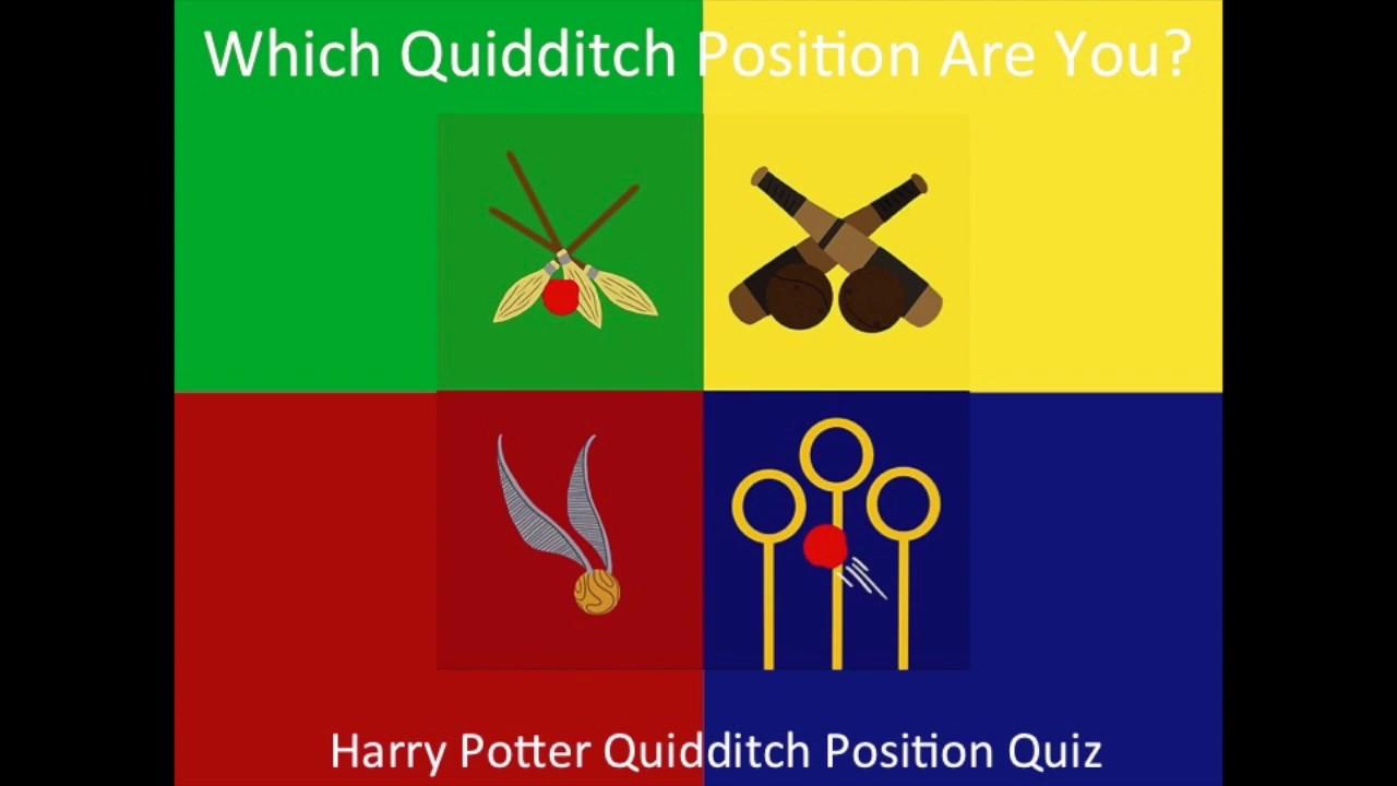 Quidditch Positionen