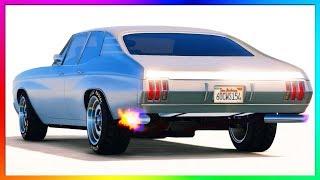 GTA 5 Online - NEW CAR RELEASED, 70s Oldsmobile 442/Chevrolet Chevelle, Declasse Tulip! (GTA V)