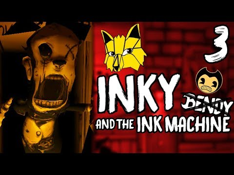 Little Miss Angel | Bendy and the Ink Machine - Ep.3