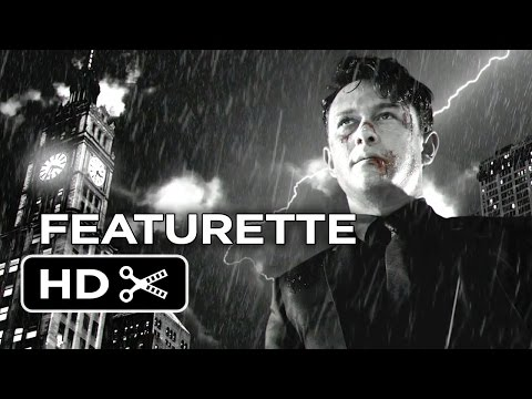 Sin City: A Dame To Kill For Featurette - Joseph Gordon-Levitt (2014) - Graphic Novel Movie HD streaming vf