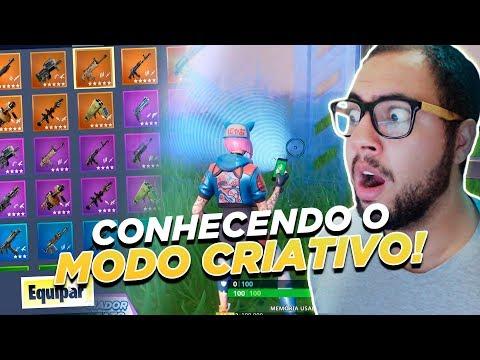 CONHECENDO O MODO CRIATIVO! (PARTE 2) - TUDO SOBRE A TEMPORADA 7!