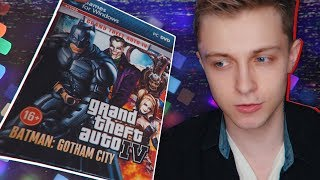 ПИРАТСКИЙ GTA: Batman, Watch Dogs и Hitman