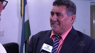 Presidente João Batista enalteceu o vereador Fagner pela propositura em favor das duas categorias