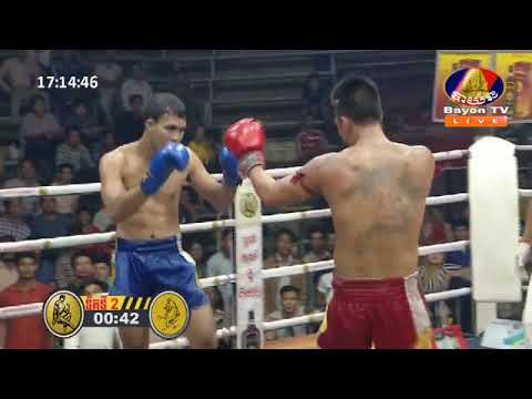 Vong Noy, Cambodia Vs Thai, Buaneun, 11/05/2019, Kun Khmer International Boxing