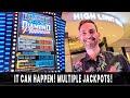 💸 Multiple JACKPOTS 💎 MEGA Wins on Black Diamond Platinum at Agua Caliente 🔥💧 #ad