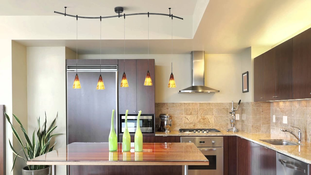 Track Lighting Buying Tips Track Lighting Kits And Track Light - Kitchen island track lighting ideas