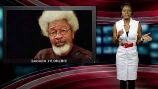 Keeping It Real With Adeola - Eps 113 (Abacha's Children Attack Nobel Laureate, Wole Soyinka)