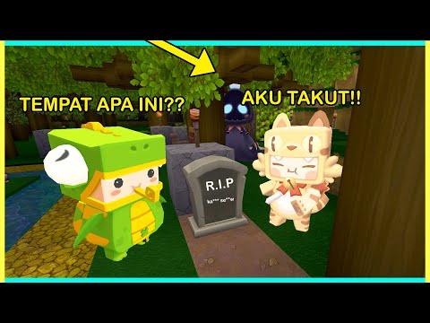 ENCES DAN PETREK MENEMUKAN TEMPAT MISTERIUS!! (Mini World Survival S2E10)