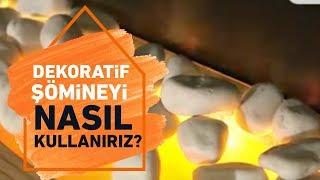 Dekoratif Elektrikli Şömine ile Isınma | Koçtaş ile Kendin Yap!