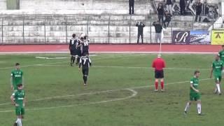 ΠΑΝΑΙΓΙΑΛΕΙΟΣ-ΠΑΝΘΡΑΚΙΚΟΣ 3-0(Το 3-0)