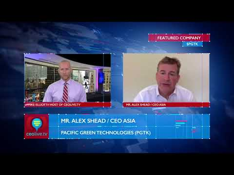 Pacific Green Tech. $PGTK Asia Operations Continue Growth with PowerChina JV