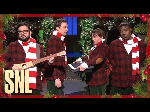 SNL Presents 12 Minutes of I Wish It Was Christmas Today