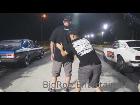 Streetoutlaws unedited Banknote vs Million Dollar Camaro