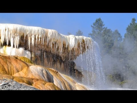 Yellowstone National Park - Part 1: The Geography and Ecology of the Park