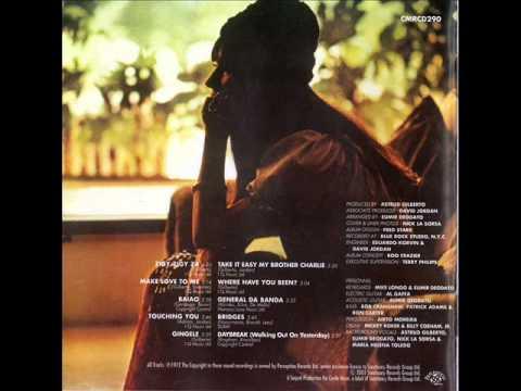 Astrud Gilberto -- Zigy Zigy Za