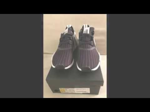 Adidas x Bedwin & The Heartbreakers NMD R1 unboxing @endclothing @adidasoriginals