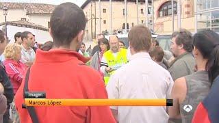 VTR Persona desaparecida en Valdegovia