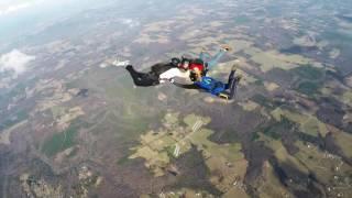 Newbie Skydive Hybrid!
