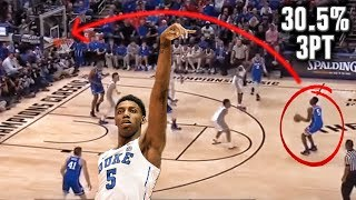 The Biggest Problem With RJ Barrett No One Is Talking About
