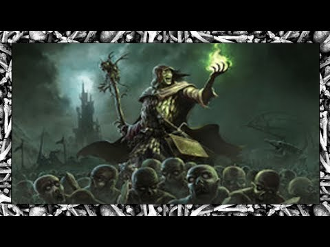 Warcraft 3 - The Necromancer