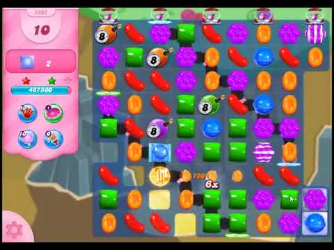 Candy Crush Saga Level 2902 - NO BOOSTERS (CLOSER TO PAY2WIN-VERSION)