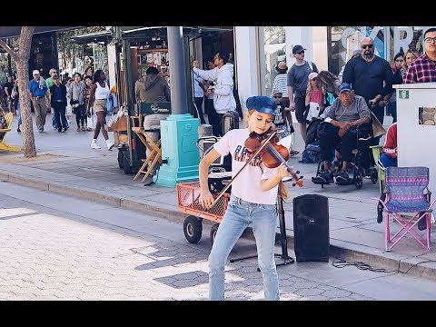 The Final Countdown - Europe - Karolina Protsenko - Violin Cover