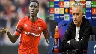 Jose Mourinho : « Ismaila Sarr a un gros potentiel et ressemble à Ousmane Dembélé »🇸🇳🇸🇳🔥🔥