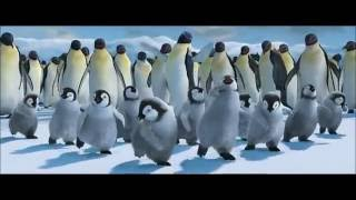 Earth , Wind And Fire & The Emotions - Boogie Wonderland -(Happy Feet) HD