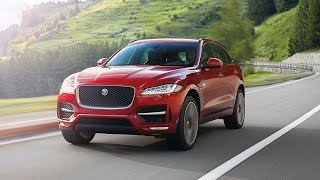 Большой тест-драйв. Jaguar F-Pace (Видео-, радиоверсия)(Jaguar F-Pace — компактный престижный кроссовер, выпускающийся британской компанией Jaguar Cars с 2016 года, первый..., 2016-08-31T09:27:24.000Z)