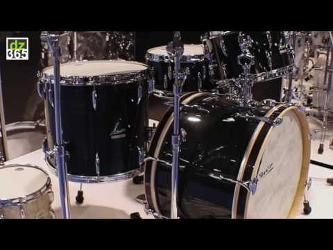 Sonor Drums - Vintage Series Black Slate finish