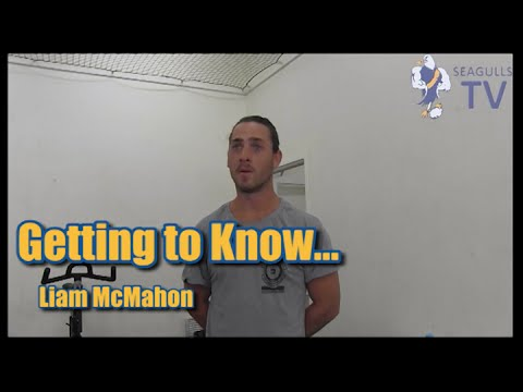 Getting to Know - Liam McMahon