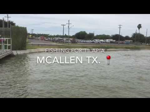 Texas Canal Fishing