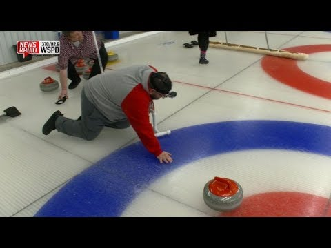 Scott Sands - Learning To Curl With Gold Medalist Tyler George