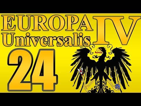 "Europa Universalis 4 Germany ""War with Lithuania!"" EP:24"