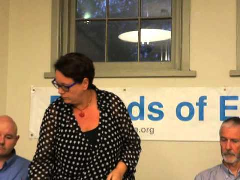 Newtown candidates forum - NSW state election 2015 (part 1 of 4)