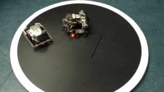 Робо-сумо EV3
