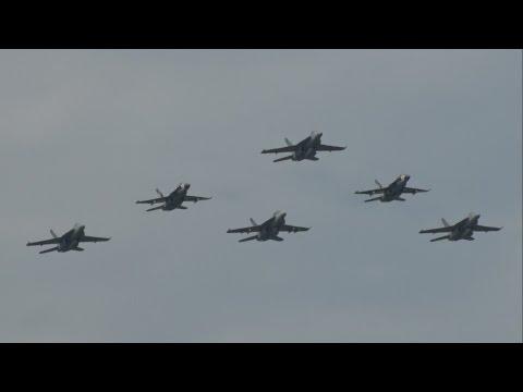 2016 NAS Oceana Airshow - Fleet Air Power Demonstration