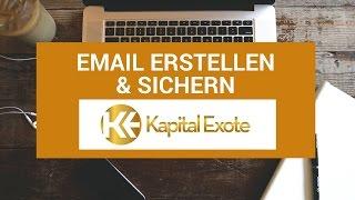 KRYPTOKURS #2 SICHERE EMAIL ERSTELLEN ZWEI FAKTOR AUTHENTIFIZIERUNG