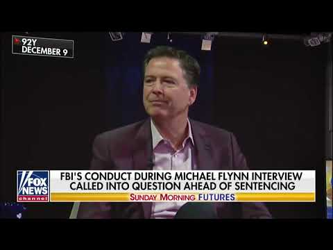 Chairman Nunes discusses Michael Flynn's upcoming sentencing