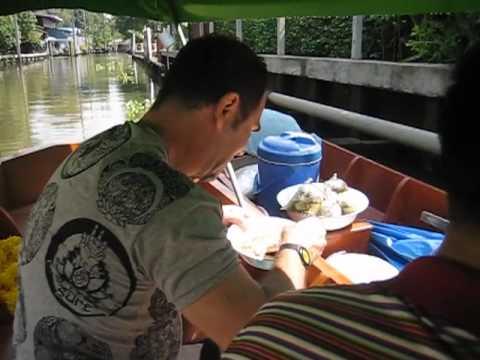 Pandan Tour - Thai Canal Tour