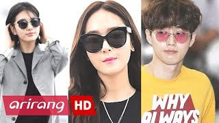 showbiz korea jessica 제시카 suzy 수지 suho 수호 sunglasses
