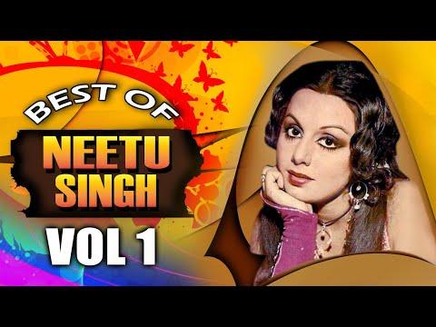 Best Of Neetu Singh   Full Video Songs Jukebox   Bollywood Evergreen Hits