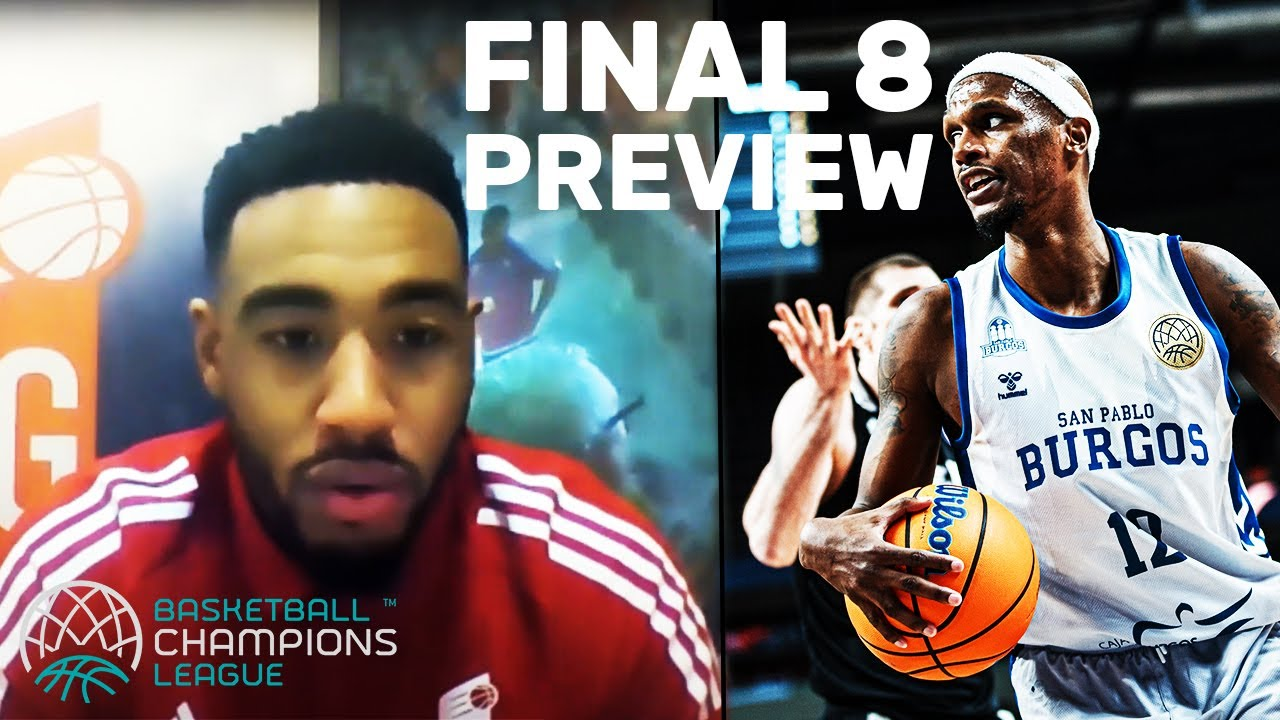 Final 8 Preview - Magazine Show | Basketball Champions League 2020/21