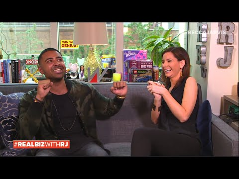 Jay Sean | Real Biz with Rebecca Jarvis | ABC News