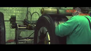 Восстановление грузовых шин от